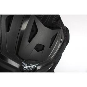 Leatt 4.5 Oberkörper Protektor schwarz